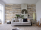 Stones & Wood wall murals